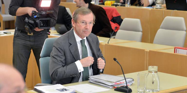 """ÖVP-Chef: """"Wusste nichts von Skandal"""""""