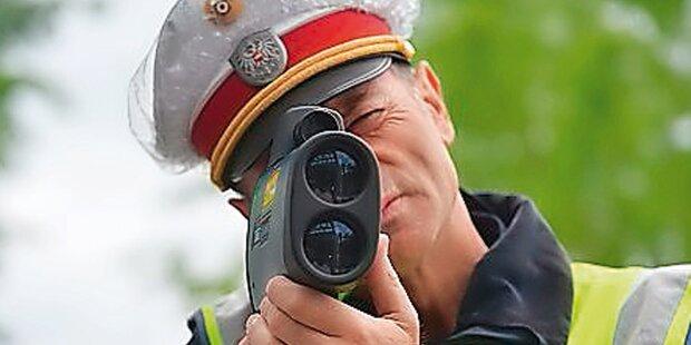Raser im Burgenland war mit 224km/h unterwegs