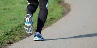 Laufen auf gesunder Basis