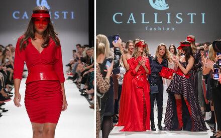 Standing Ovations bei Callisti-Show