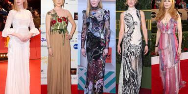 Nicole Kidman: Der reinste Mode-Horror