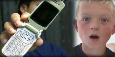 'Mein Kind und sein Handy'