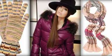 Fashion-Musts für den Winter