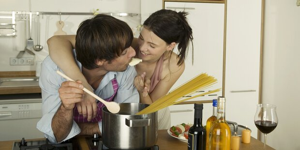 Spaghetti: Öl ins Kochwasser oder nicht?