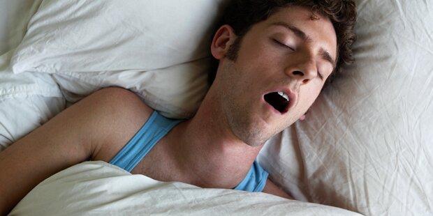 Schlafapnoe als chronisches Problem