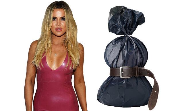 Mit Müllsack zum Bikini-Body?
