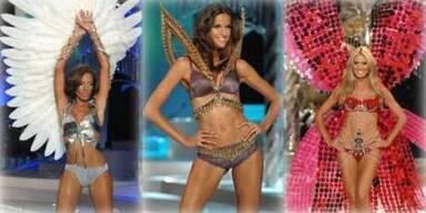 Bezaubernde Engel bei Victoria's Secret