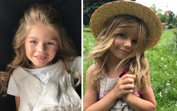 """6-Jährige ist """"schönstes Mädchen der Welt"""""""