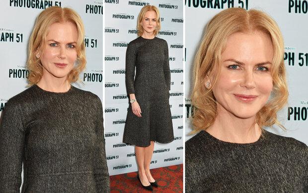 Nicole Kidman, mal ganz entspannt