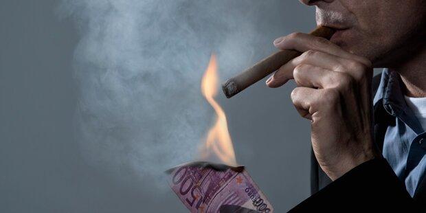 So viel kostet Rauchen der Weltwirtschaft