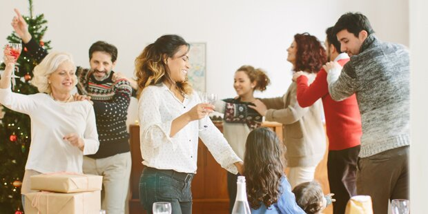 Die besten Tipps für ein Fest ohne Streit