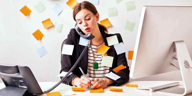 Nie mehr Stress: Die besten Strategien