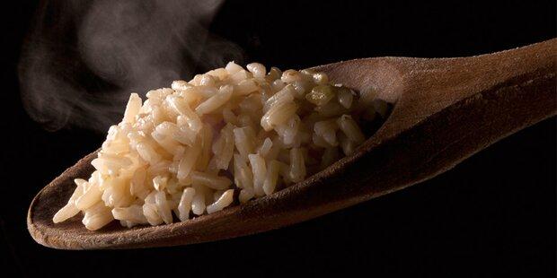 Bei diesem Koch-Fehler kann Reis gefährlich werden