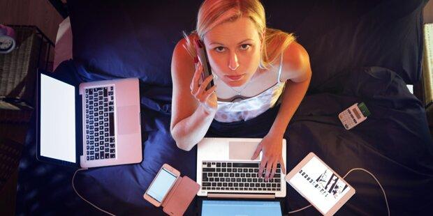 Sind Sie ein Workaholic?
