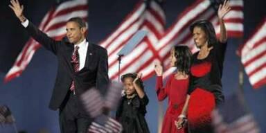 Daheim bei den Obamas
