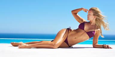 Bikini-Figur