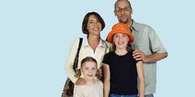 Familien sind Gewinner der Regierung