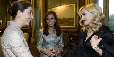 Pop und Politik in Buenos Aires vereint