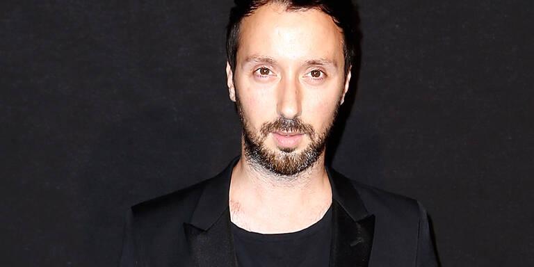 Anthony Vaccarello ist neuer Chefdesigner YSL