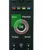 A1 TV Mediabox Fernbedienung