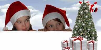 Weihnachtsevents für Kinder