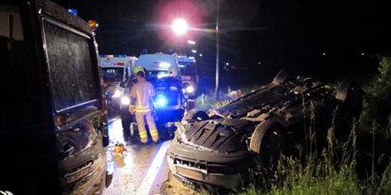 Wiener (33) nach Unfall tödlich verunglückt