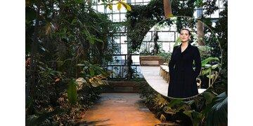 Fashion Week Berlin: Hoscheks grüner Laufsteg