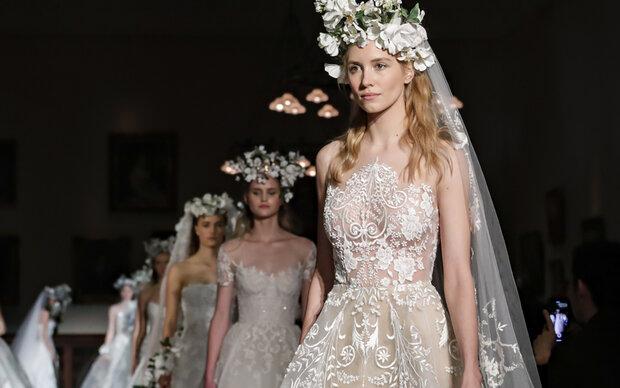 Die Brautkleider-Trends 2020