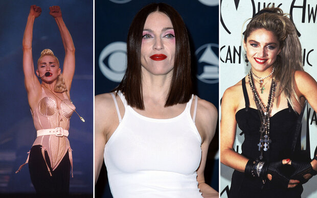 Mode-Ikone: Madonna wird 60