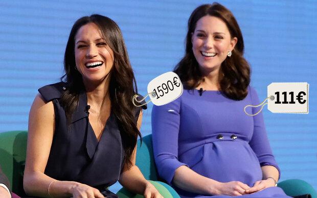 Meghan & Kate: Geheimer Mode-Plan