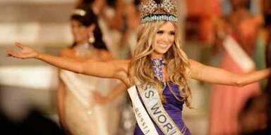 Schönheitskönigin kommt aus Russland