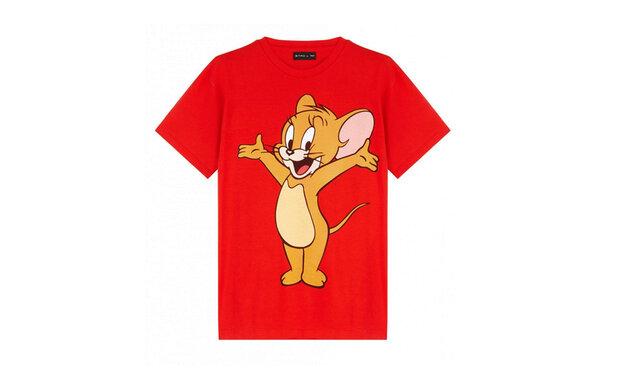 Chinesisches Jahr der Maus mit Jerry und Etro