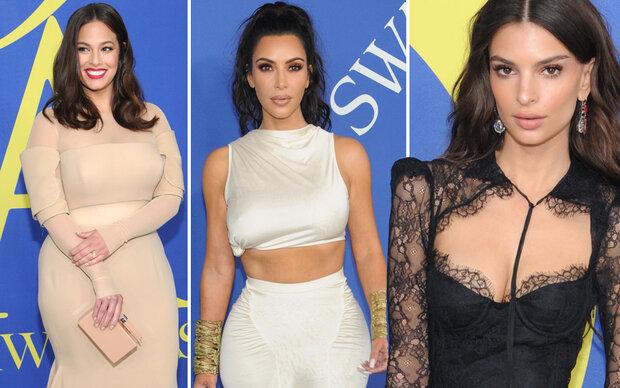 Curvy Stars & Models bei den CFDA-Awards