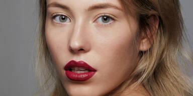 So halten rote Lippen wirklich lang