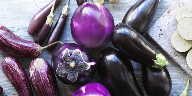 Darum sollten Sie lila Gemüse essen