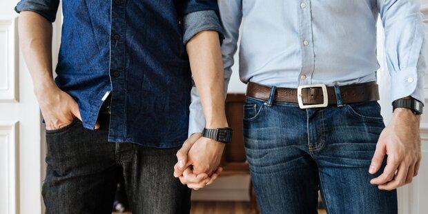 Einführung der Homo-Ehe reduzierte Suizidversuche