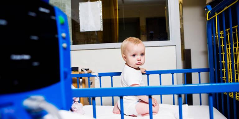 Baby Hope kämpft ums Überleben