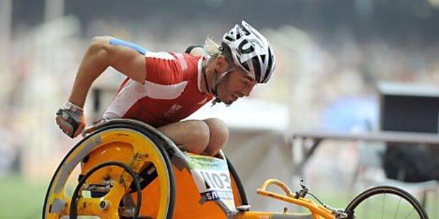 Startschuss für Paralympics!