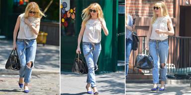 Sienna Miller: Ihr Look
