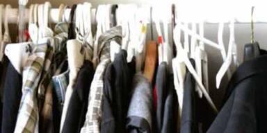 Frühjahrsputz im Kleiderschrank