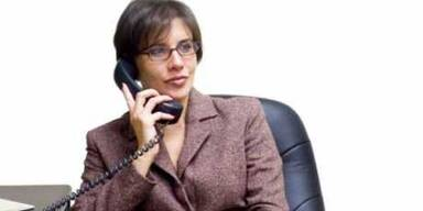 Frau im Management Mangelware