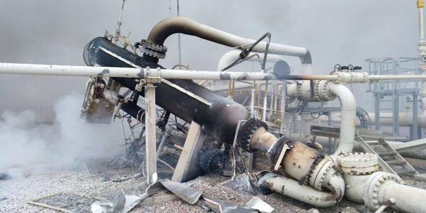 Gasexplosion in Niederösterreich