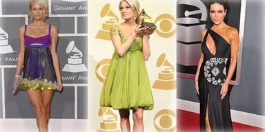 Top und Flop-Roben bei den Grammys