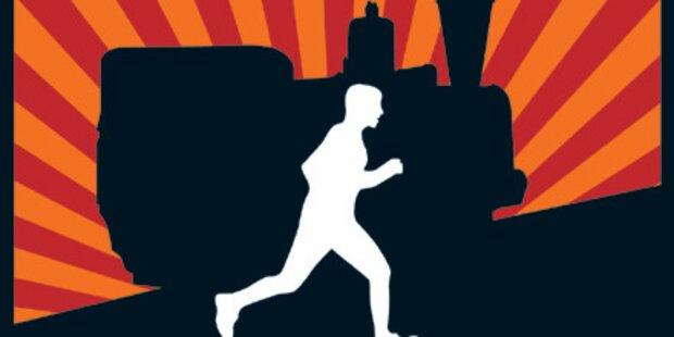 Das Duell: Mensch gegen Dampflok