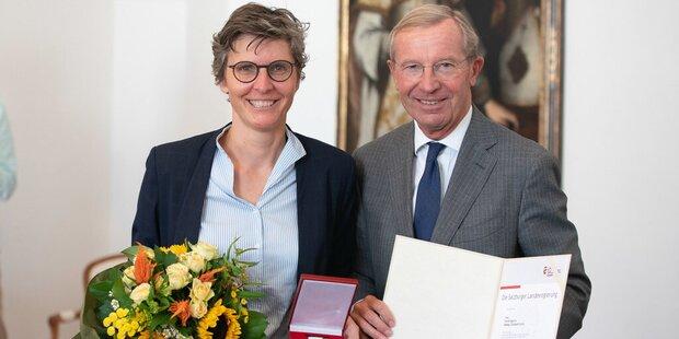Großes Verdienstzeichen für Lissi Fuchs