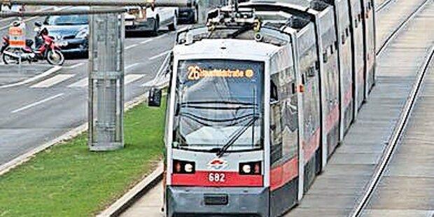 Bim-Crash in Wien forderte 3 Verletzte