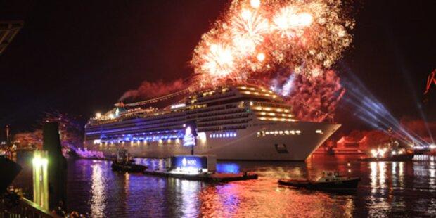 Das ist das neue Traumschiff