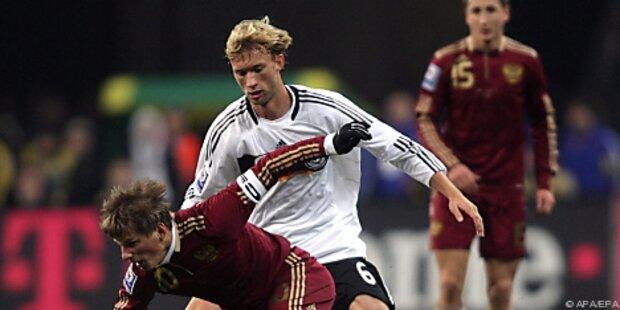 WM ohne Rolfes: Leverkusener sagte verletzt ab