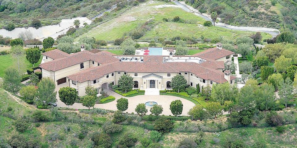 Meghan Harry Villa Los Angeles L.A.