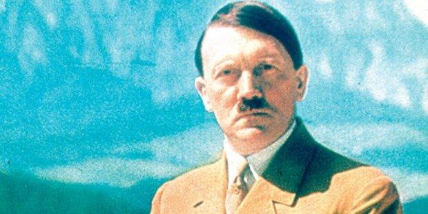 Hitlers Braut ist eine Außerirdische